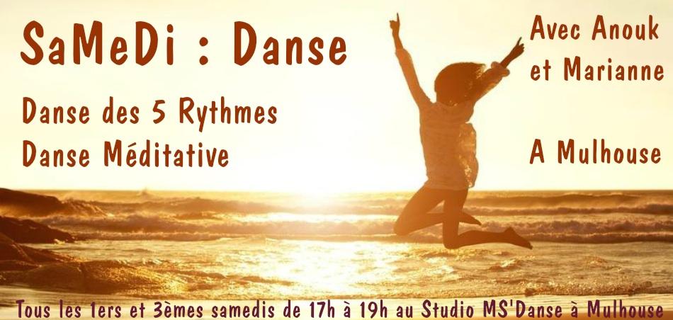 SaMeDi : Danse à Mulhouse avec Anouk et Marianne