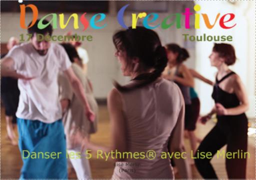 Danse Créative avec Lise Merlin