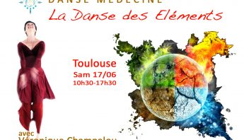 Danse Médecine avec Véronique Champalou à Toulouse